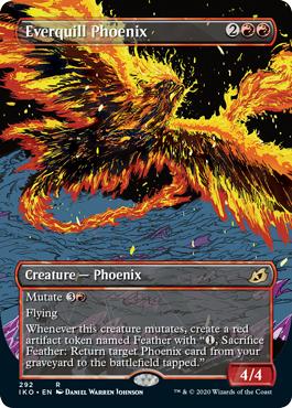Everquill Phoenix - Showcase