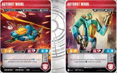 Autobot Whirl // Aerial Assault