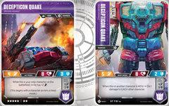 Decepticon Quake // Ground Assault