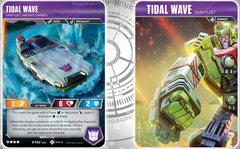 Tidal Wave // Dark Fleet (Aircraft Carrier)