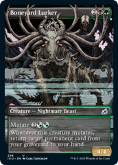 Boneyard Lurker - Showcase