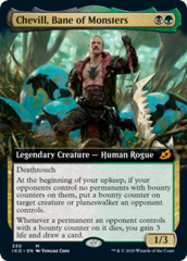Chevill, Bane of Monsters (Extended Art) - Foil