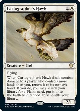 Cartographers Hawk