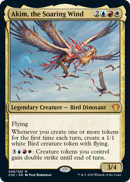 Akim the Soaring Wind - Collector Pack Exclusive