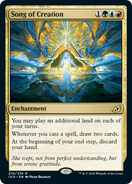 Song of Creation - Foil