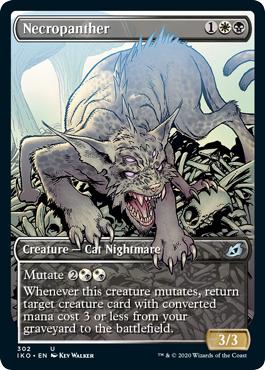 Necropanther - Showcase