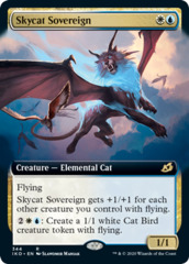 Skycat Sovereign - Extended Art
