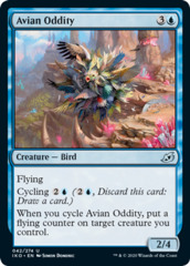 Avian Oddity