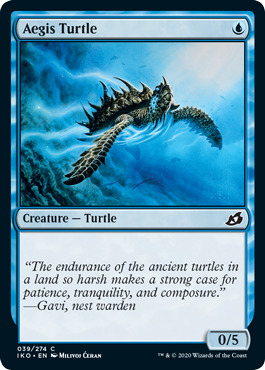 Aegis Turtle - Foil