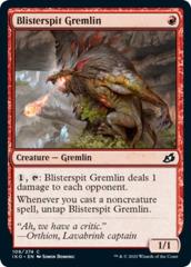 Blisterspit Gremlin - Foil