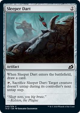 Sleeper Dart - Foil
