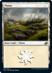 Plains (260) - Foil