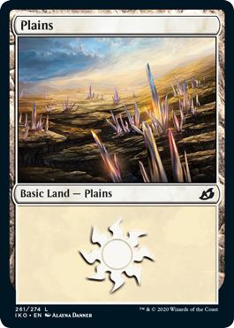 Plains IKO-261 Foil