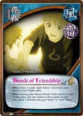 Bonds of Friendship - M-669 - Rare - 1st Edition - Foil