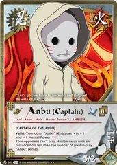 Anbu (Captain) - N-867 - Rare - Unlimited Edition