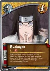 Byakugan - J-696 - Common - Unlimited Edition - Foil