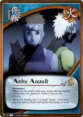 Anbu Assault - M-754 - Common - Unlimited Edition