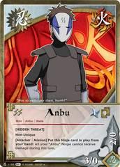Anbu - N-1110 - Uncommon - Unlimited Edition - Foil