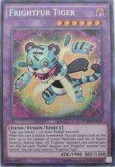Frightfur Tiger - FUEN-EN022 - Secret Rare - Unlimited Edition