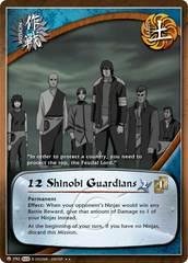 12 Shinobi Guardians - M-792 - Rare - Unlimited Edition