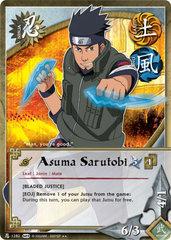 Asuma Sarutobi - N-1282 -  - 1st Edition - Foil