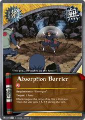 Absorption Barrier - J-889 -  - Unlimited Edition - Foil