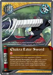 Chakra Eater Sword - J-893 -  - 1st Edition - Foil