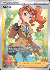 Sonia - 192/192 - Full Art Ultra Rare