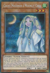 Ghost Mourner & Moonlit Chill - ETCO-EN036 - Secret Rare - 1st Edition