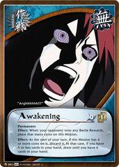 Awakening - M-883 - Uncommon - 1st Edition - Foil