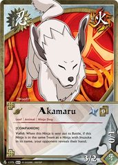 Akamaru - N-1375 - Common - Unlimited Edition