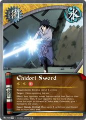 Chidori Sword - J-959 - Rare - Unlimited Edition