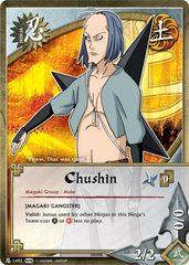 Chushin - N-1492 - Common - Unlimited Edition