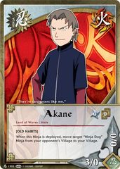 Akane - N-1502 - Common - Unlimited Edition - Foil