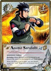 Asuma Sarutobi - N-1561 - Uncommon - Unlimited Edition