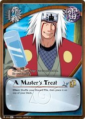 A Master's Treat - M-953 - Uncommon - Unlimited Edition - Foil