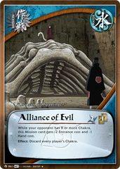 Alliance of Evil - M-961 - Uncommon - Unlimited Edition - Foil