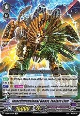 Interdimensional Beast, Isolate Lion - V-EB14/024EN - R