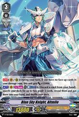 Blue Sky Knight, Altmile - V-TD11/001EN - TD