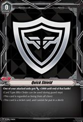 Quick Shield - V-TD10/TI01EN - TD