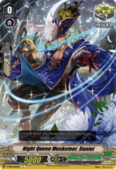 Night Queen Musketeer, Daniel - V-TD12/011EN - TD