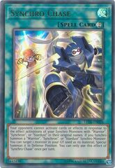 Synchro Chase - LED6-EN026 - Ultra Rare - Unlimited Edition