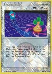 Warp Point - 88/100 - Pokemon League Promo