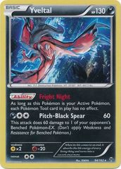 Yveltal - 94/162 - Cosmos Holo Blister Exclusive