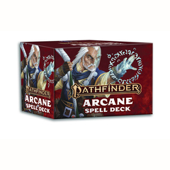 Pathfinder Second Edition Spell Cards: Arcane