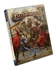 Pathfinder Second Edition - Absalom: City of Lost Omens