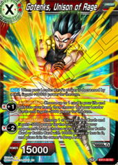 Gotenks, Unison of Rage - EX11-02 - EX