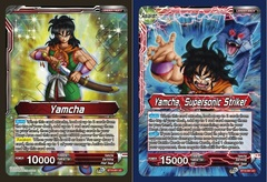 Yamcha // Yamcha, Supersonic Striker - BT10-001 - UC