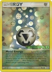 Metal Energy - 88/106 - Rare - Reverse Holo