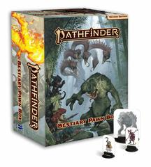 Pathfinder RPG Second Edition: Bestiary Pawn Box